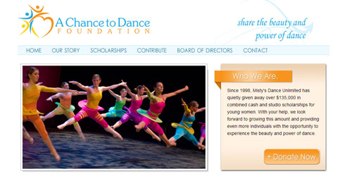 A Chance to Dance Foundation